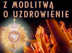 Msza św. o zdrowie dla Agnieszki